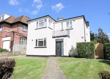 Thumbnail 3 bed detached house to rent in Fairholme Gardens, Finchley