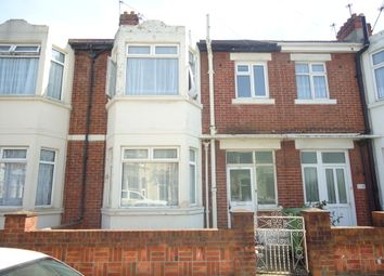 Thumbnail 3 bed terraced house to rent in Ophir Road, Portsmouth