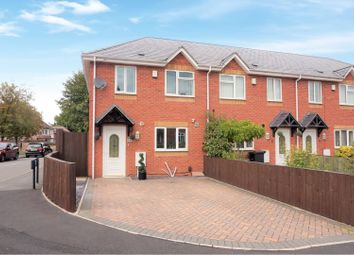Thumbnail 2 bed end terrace house for sale in Cross Lane, Sedgley