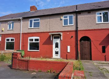 Thumbnail 3 bed terraced house for sale in Lilac Avenue, Thornaby