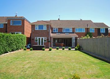 Thumbnail 4 bed semi-detached house to rent in Exe Vale Road, Exeter