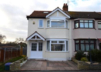 Thumbnail 4 bed end terrace house for sale in Tennyson Avenue, New Malden