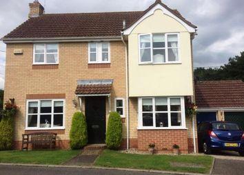 Thumbnail 4 bedroom detached house for sale in Pakenham, Bury St. Edmunds, Suffolk