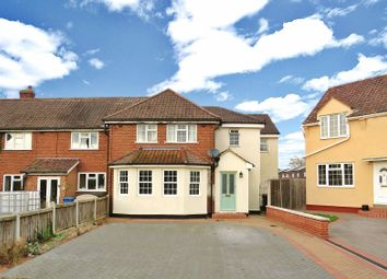 Thumbnail 5 bed semi-detached house for sale in Farford Field, Great Cornard, Sudbury