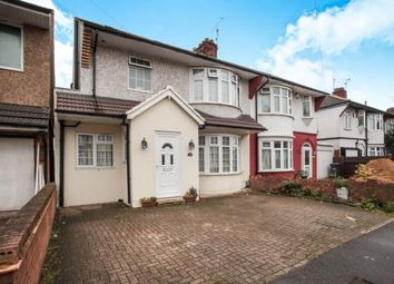 Thumbnail 4 bed semi-detached house for sale in Bancroft Road, Luton, Bedfordshire, Icknield