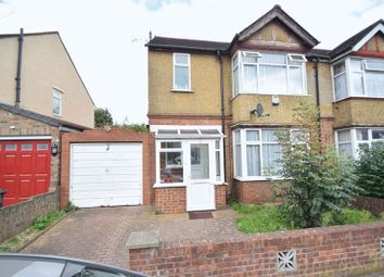 Thumbnail 3 bed semi-detached house for sale in Rutland Crescent, Luton