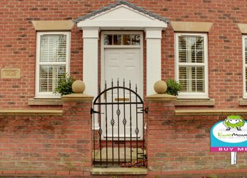 Thumbnail 4 bed detached house for sale in Main Street, Tickton, Beverley