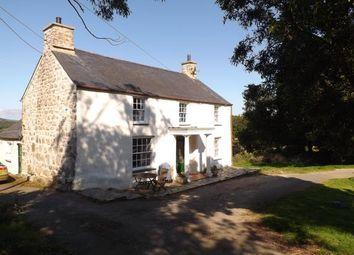Thumbnail 3 bed property for sale in Rhydyclafdy, Pwllheli, Gwynedd