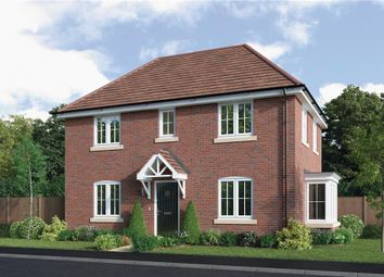 "Thumbnail 3 bed detached house for sale in ""Eaton"" at Hendrick Crescent, Shrewsbury"