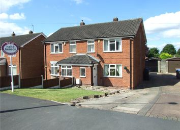 Thumbnail 3 bedroom semi-detached house for sale in Gravel Pit Lane, Spondon, Derby