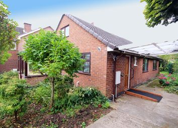 Thumbnail 4 bedroom detached bungalow for sale in Ypres Road, Allestree, Derby