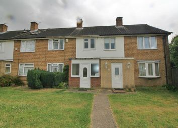 Thumbnail 3 bedroom terraced house for sale in Downfield Road, Cheshunt, Herts