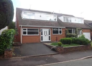 Thumbnail 3 bedroom property to rent in Deanshill Close, Stafford