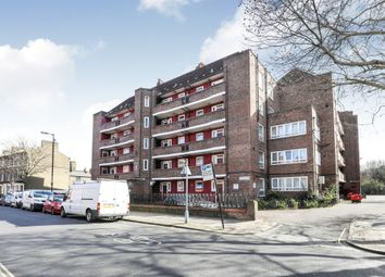 Thumbnail 4 bed flat for sale in East Street, London