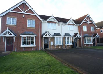 Thumbnail 2 bed town house to rent in Rossington Drive, Littleover, Derby