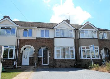 Thumbnail 3 bed terraced house for sale in Winchester Road, Bedford, Bedfordshire