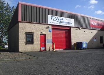 Thumbnail Light industrial to let in Unit 7 Block 5 Munro Road, Stirling