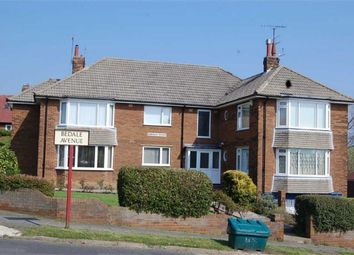 Thumbnail 2 bed flat to rent in Bedale Avenue, Scarborough