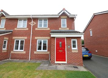 Thumbnail 3 bed semi-detached house for sale in Watermans Walk, Carlisle, Cumbria