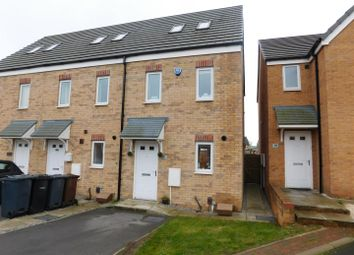 Thumbnail 3 bed town house for sale in Pear Tree Close, Blossom Meadows, Bradford