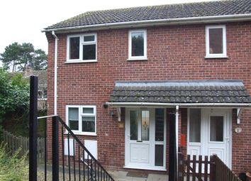 Thumbnail 2 bed terraced house to rent in Rectory Gardens, St Johns, Worcester
