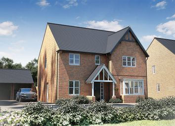 Thumbnail 5 bed detached house for sale in Lower Road, Aylesbury
