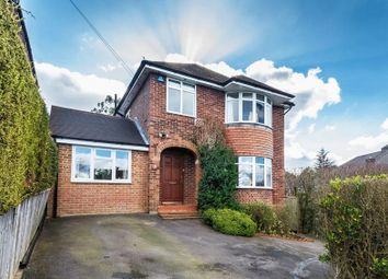Thumbnail 4 bed detached house for sale in Carver Hill Road, High Wycombe