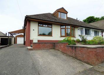 Thumbnail 3 bed semi-detached bungalow for sale in Otterburn Road, Blackburn, Lancashire