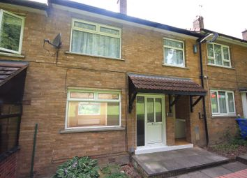 Thumbnail 3 bed terraced house to rent in Holmhirst Drive, Sheffield