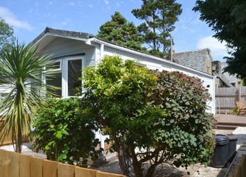 Thumbnail 1 bed mobile/park home for sale in Old Rectory Drive, St Austell