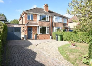 Thumbnail 3 bed semi-detached house for sale in Cobham Road, Fetcham, Leatherhead