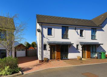 Thumbnail 3 bed end terrace house for sale in Bartley Wilson Way, Canton, Cardiff