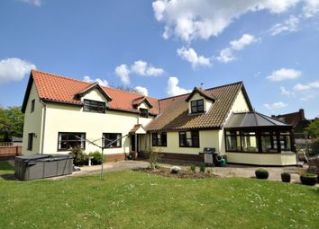 Thumbnail 6 bed detached house for sale in Pettaugh, Stowmarket, Suffolk