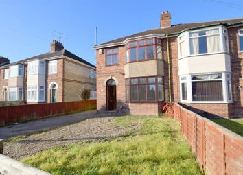 Thumbnail 3 bed semi-detached house for sale in Perne Road, Cambridge