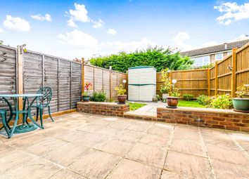 Thumbnail 3 bed end terrace house for sale in Holmcroft, Southgate, Crawley