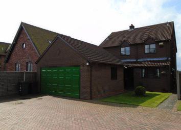 Thumbnail 4 bed detached house for sale in Village Lodges, Weston-Under-Lizard, Shifnal