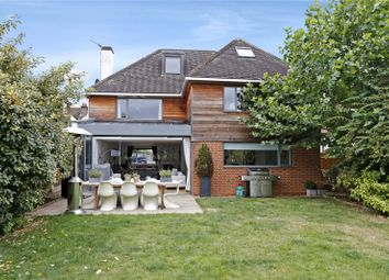 Thumbnail 4 bedroom detached house for sale in Belle Vue Road, Henley-On-Thames, Oxfordshire