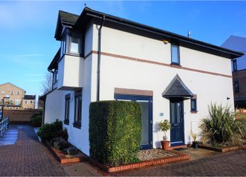 Thumbnail 2 bed end terrace house for sale in Plas Pamir, Penarth
