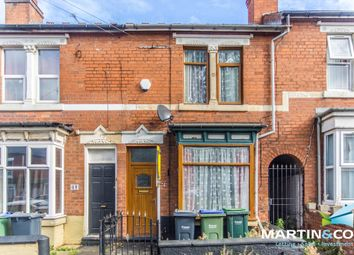Thumbnail 2 bed terraced house for sale in Reginald Road, Bearwood