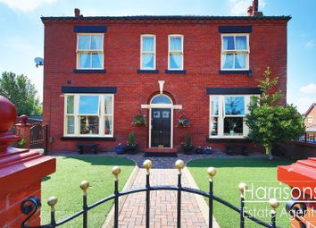 Thumbnail 6 bed detached house for sale in Peace Street, Atherton, Manchester, Greater Manchester.