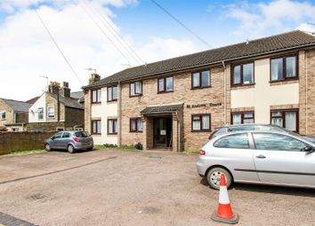 Thumbnail 1 bed flat for sale in Sayer Street, Huntingdon