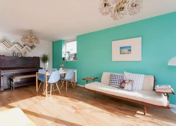 Thumbnail 1 bed flat for sale in Richmond House, East Street, London