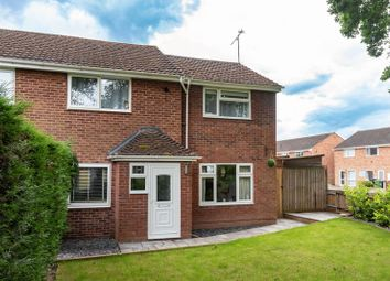 Thumbnail 3 bed end terrace house for sale in Haston Close, Hereford