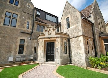 Thumbnail 2 bed flat for sale in Greenacre House, Cleveland Gardens, Trowbridge, Wiltshire