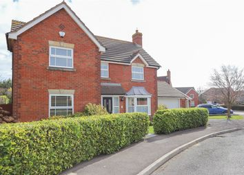 Thumbnail 4 bed detached house for sale in Saxon Way, Bradley Stoke, Bristol