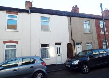 Thumbnail 2 bed terraced house to rent in Grafton Street, Worksop, Nottingham