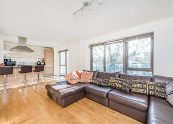 Thumbnail 2 bed flat to rent in Brook House, Fletcher Street, London