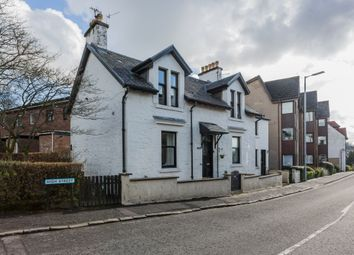 Thumbnail 3 bed flat for sale in Overton Cottage, High Street, Kilmacolm