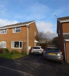 Thumbnail 2 bed semi-detached house for sale in Sheerwold Close, Stratton, Swindon