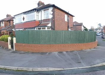 Thumbnail 3 bed semi-detached house for sale in Montagu Road, Offerton, Stockport